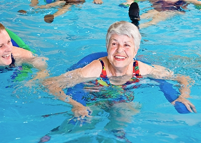 Exercise and Well-Being in Assisted Living