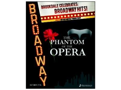 October — The Phantom of the Opera