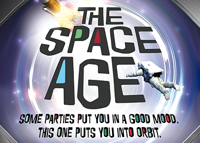 April – The Space Age