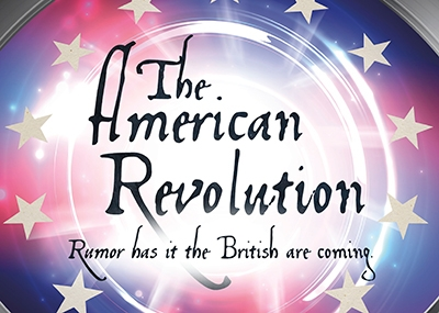 July – The American Revolution