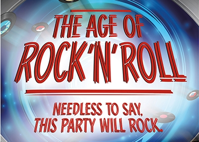 June – The Age of Rock N Roll
